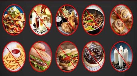 غذاهایی که مبتلایات به دیابت باید از خوردن آن پرهیز کنند