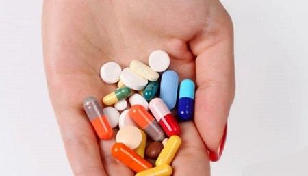 مصرف آنتی بیوتیک برای از بین بردن هلیکوباکترپیلوری